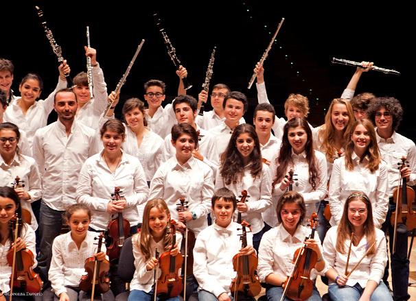 Orchestra de I piccoli pomeriggi musicali