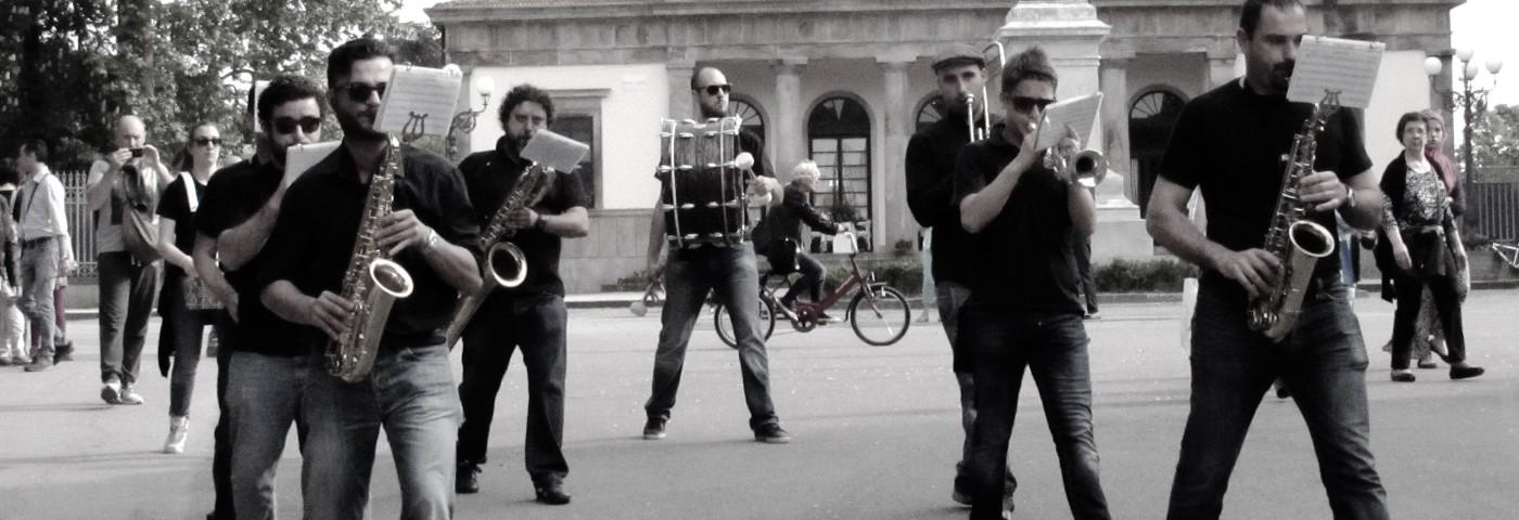 Musica con… Lucca Classica Street Band