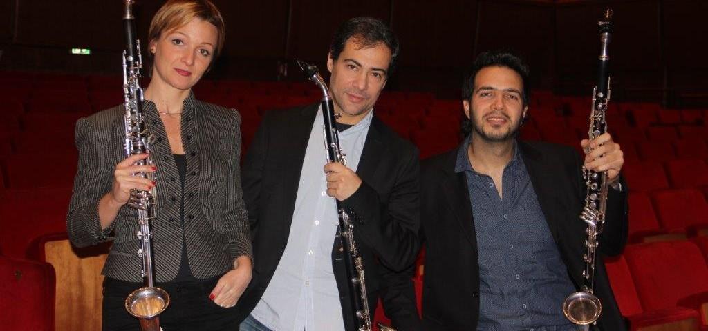 Musica con… Alessandro Carbonare, Perla Cormani e Luca Cipriano