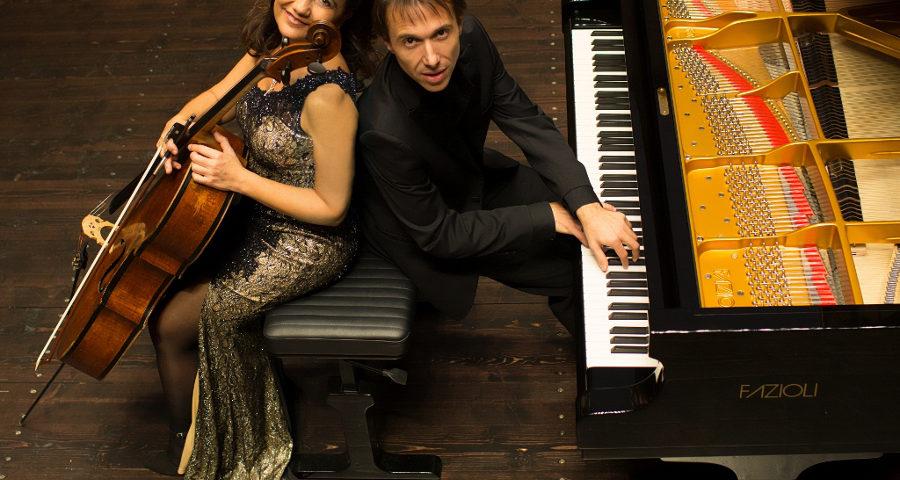 Musica con… Silvia Chiesa e Maurizio Baglini
