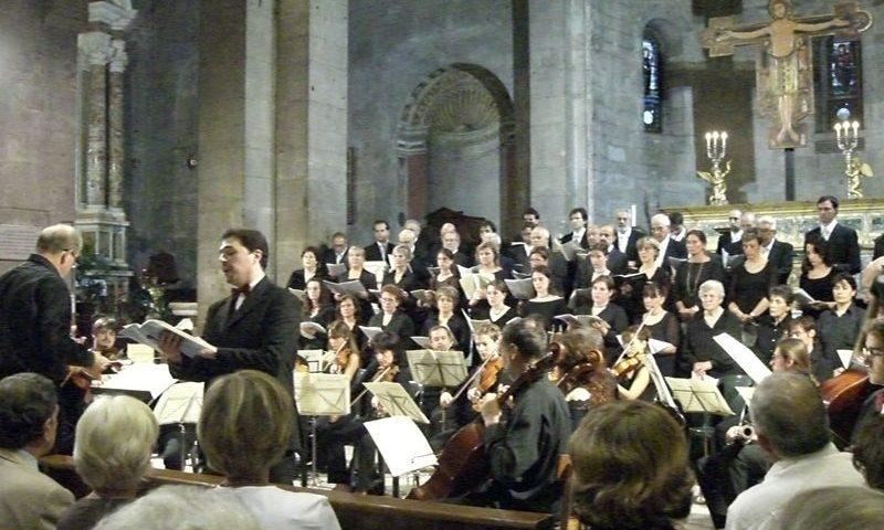 Santa Messa animata dalla Polifonica Lucchese