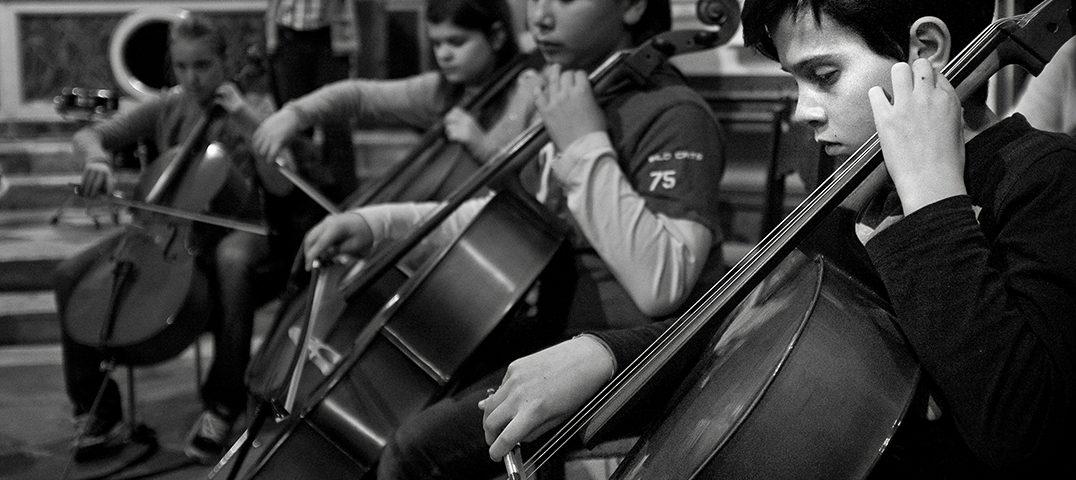 """Laboratorio Orchestrale Lucchese """"Fratel Arturo Paoli"""""""