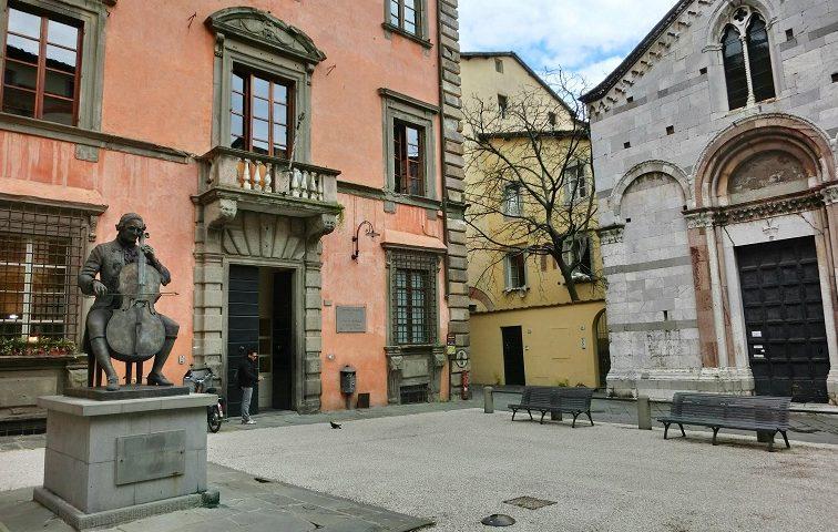 Lucca classica e i bambini