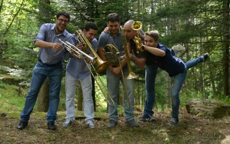 Quinto Aere – Brass band