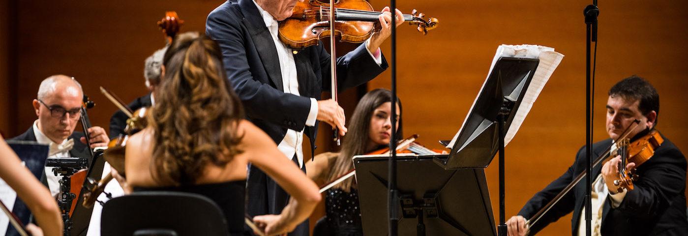 2019 – Salvatore Accardo e l'Orchestra da Camera Italiana a Lucca Classica