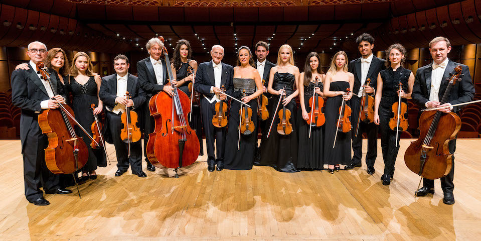 Concert with Salvatore Accardo and the Italian Chamber Orchestra
