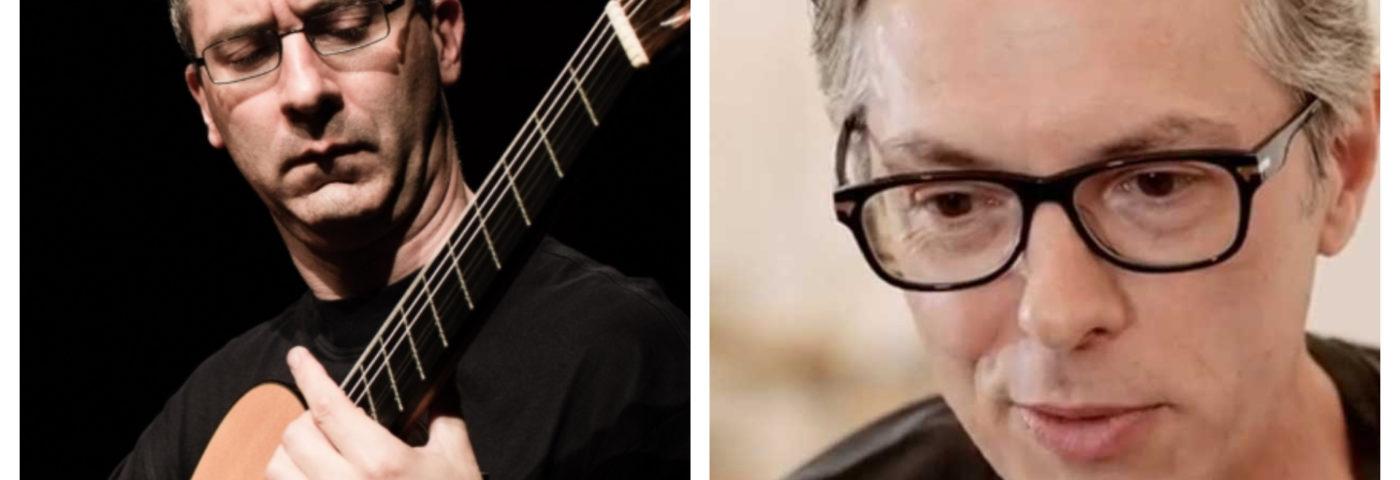 """2019 – """"Due padri e altri animali feroci"""", dialogo comico, sentimentale e musicale con Leo Ortolani e Giampaolo Bandini (5 maggio 2019)"""