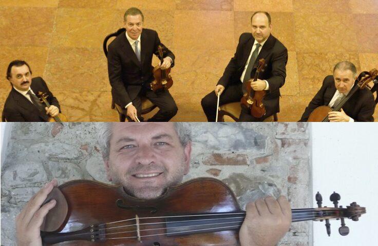 Gli anniversari di Lucca Classica – In ricordo di Piero Farulli, Quartetto di Venezia e Danilo Rossi