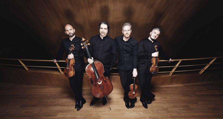 Gli anniversari di Lucca Classica – In ricordo di Piero Farulli, Quartetto di Cremona