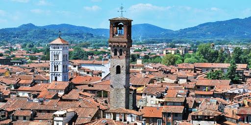 La musica e i luoghi – Fanfare di inaugurazione di Lucca Classica Music Festival