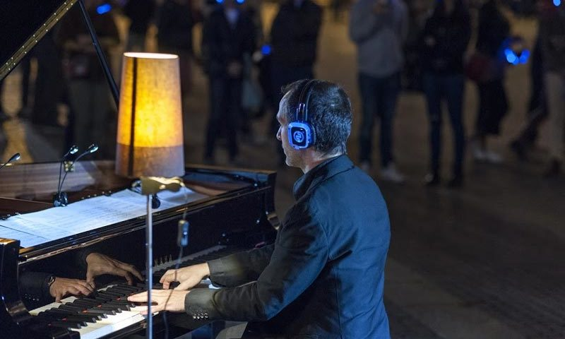 Silent Wifi Concert all'Orto Botanico (2 maggio)