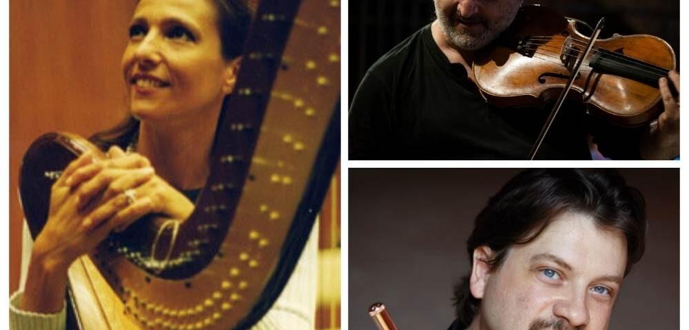 I concerti di Pieve a Elici – Danilo Rossi, Anna Loro, Andrea Oliva