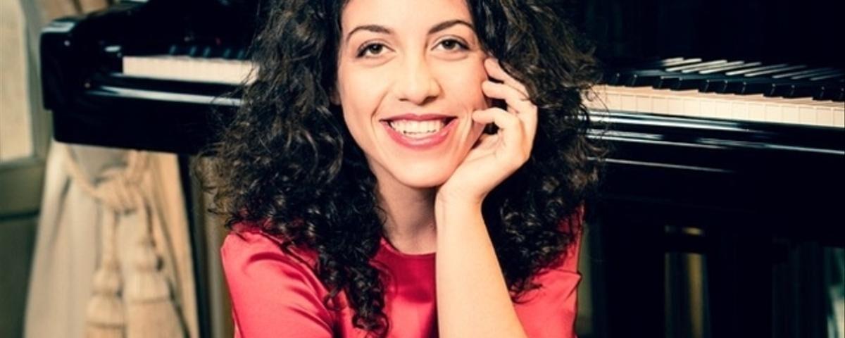 Beatrice Rana al Lucca Classica il 30 luglio