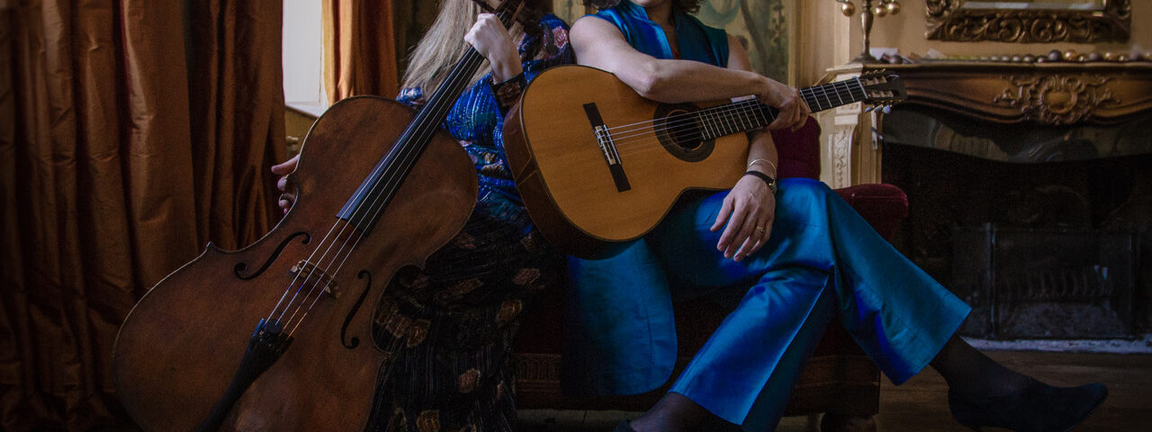 La musica e i luoghi – Villa Reale | Antigoni Goni, Amy Norrington