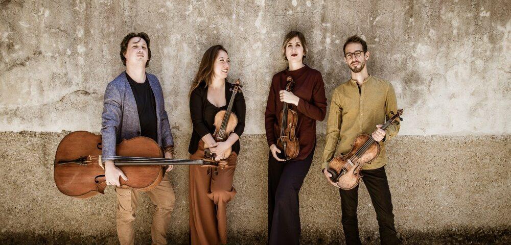 Musica con vista | Quartetto Indaco