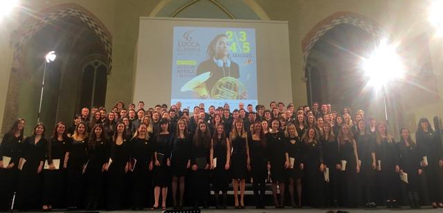 """Coro dell'Istituto Superiore di Studi Musicali """"L. Boccherini"""""""
